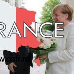 Путин оскорбил Меркель букетом цветов